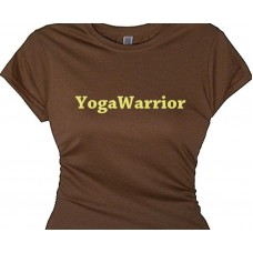 Yoga Warrior | Ladies Fitness Tee